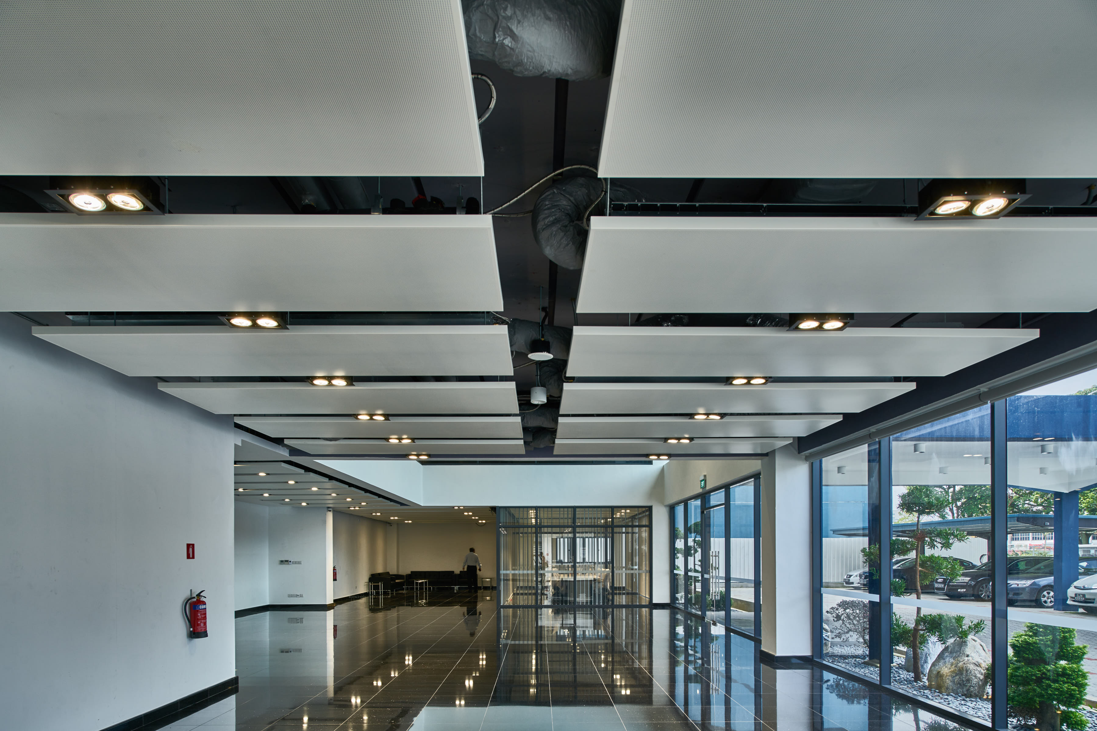 Multifunction Exposed Chilled Ceiling Connols Air Pte Ltd