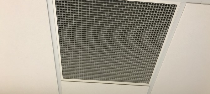 Eggcrate Return and Exhaust Air Grille