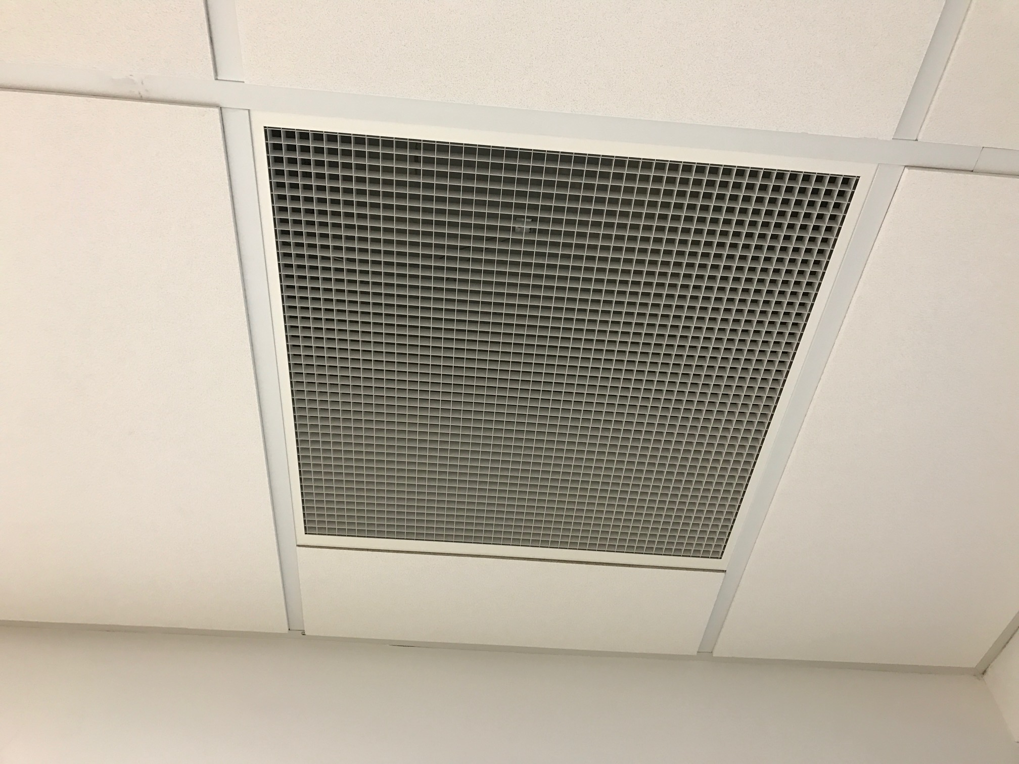Eggcrate Return And Exhaust Air Grille Connols Air Pte Ltd