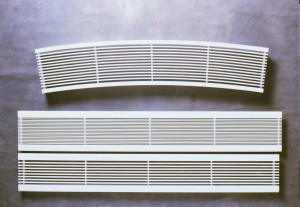Linear Supply Air Grille