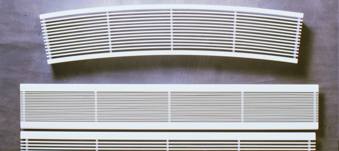 Linear Supply/Return Air Grille