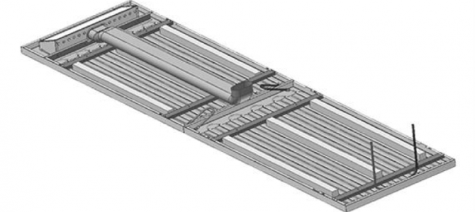 Multifunction exposed Chilled Ceiling