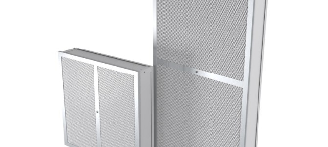 LFDCX – Laminar Flow Diffuser With Integrated HEPA Filter