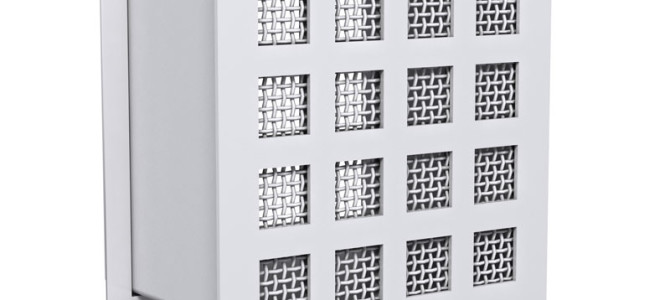 MSLG – Maximum Security 3-Tier Lattice Face Grille