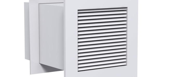 MSBL – Medium Security Bent Louvered Grille