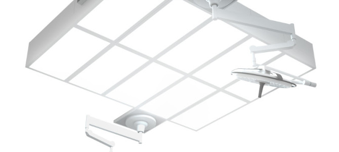 USA – Ultrasuite® (Air distribution and lighting solution for OT Ceiling)