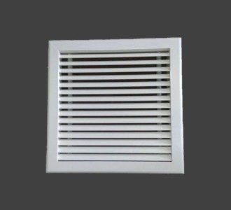Fixed Blade Return and Exhaust Air Grille