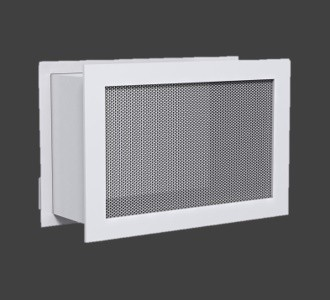 MSRRP – Maximum Security Risk Resistant Perforated Grille