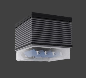 NVE – Roof Mounted Natural Vent