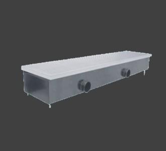 Rectangular Floor Displacement Outlet